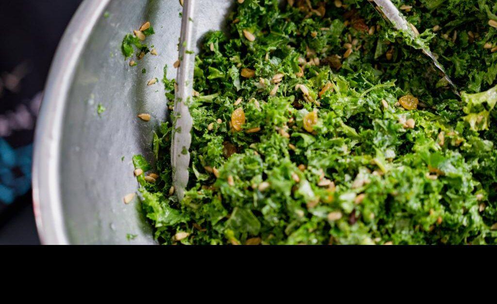 Organic produce versus non-organic produce