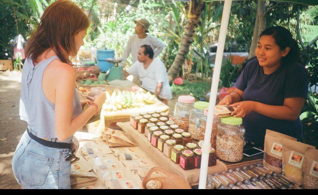 Farmers market mania