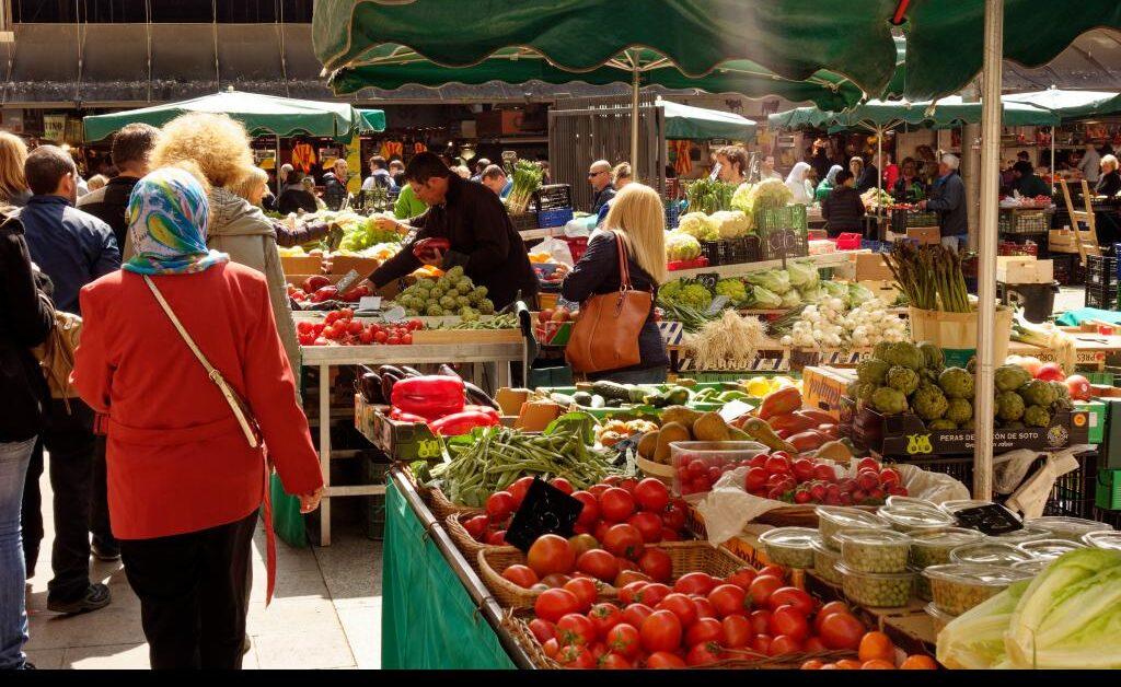 Texas is the best: farmers' market season begins