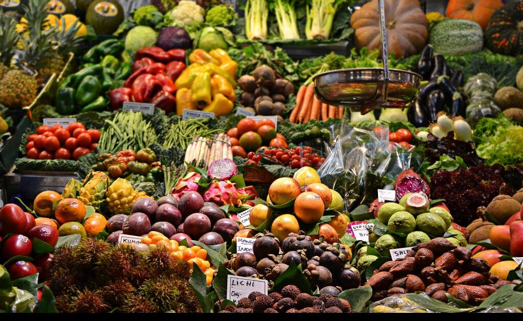 Western north carolina's farmers market – just one of several things to do in asheville nc!
